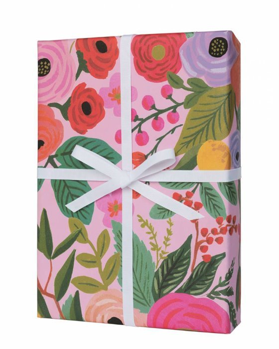 GARDEN PARTY WRAPPING SHEETS ( 3sheets )