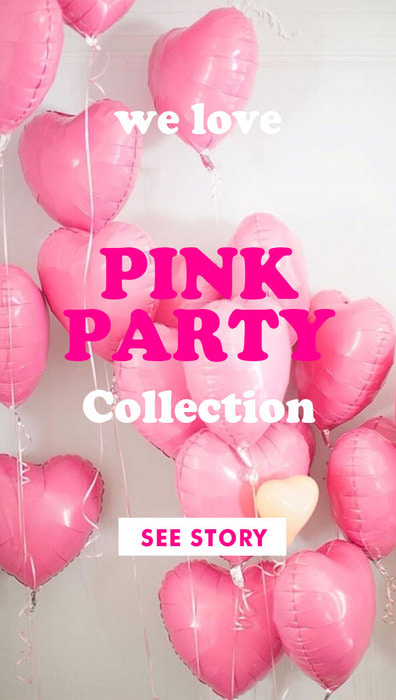 We love pink party