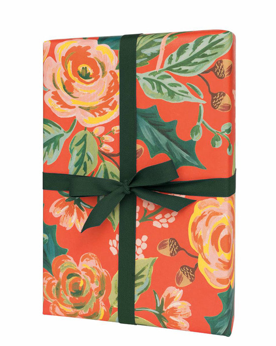 JARDIN NOEL WRAPPING SHEETS ( 3sheets )